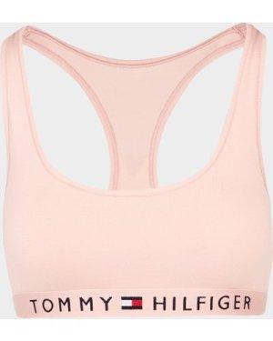 Women's Tommy Hilfiger Underwear Logo Bralette Pink, Pink