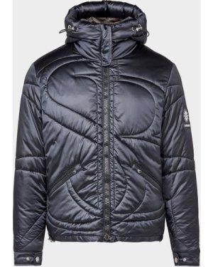 Men's Sandbanks Core Basic Puffer Jacket Black, Black