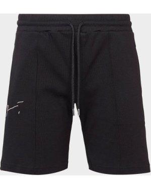 Men's Prevu Studio Signature Shorts Black, Black