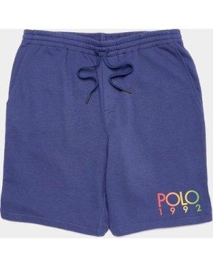 Men's Polo Ralph Lauren Rainbow 1992 Shorts Blue, Navy