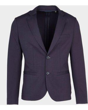 Men's Armani Exchange Core Blazer Blue, Navy