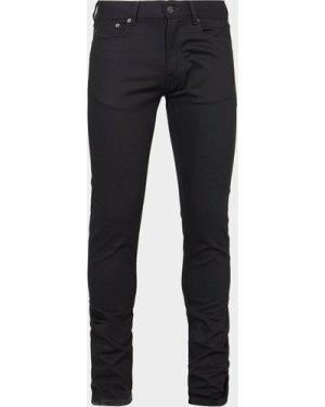 Men's Belstaff Patch Pocket Slim Jeans Black, Black