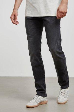 Men's BOSS Delaware Skinny Jeans Grey, Grey