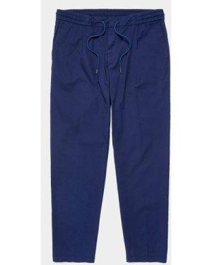 Men's BOSS Banks Trousers Blue, Navy