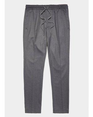 Men's BOSS Banks Trousers Grey, Grey