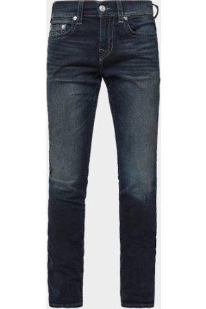 Men's True Religion Core Roc Flap Slim Jeans Blue, Navy