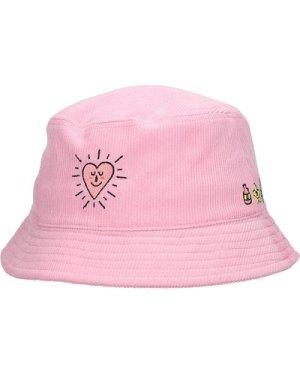A.Lab Round and Round Hat pink