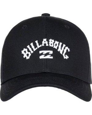 Billabong Arch Snapback Cap black