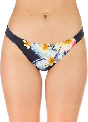 Roxy Dreaming Day Regular Bikini Bottom anthracite tropical love