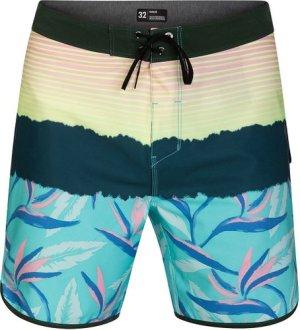 "Hurley Phantom Playa Grande 18"" Boardshorts aurora green"