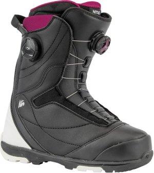 Nitro Cypress Dual BOA Snowboard Boots white
