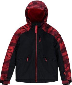 O'Neill Diabase Jacket red aop