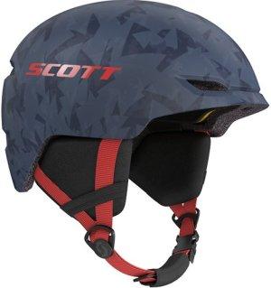 Scott Keeper 2 Plus Helmet blue nights