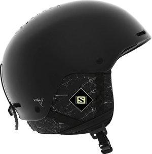 Salomon Spell+ Helmet black marble