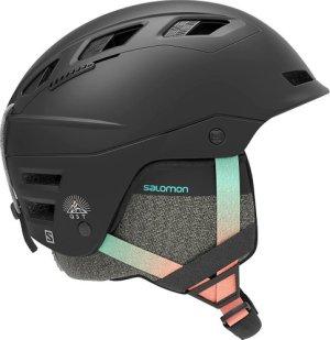 Salomon Qst Charge Helmet black gradient