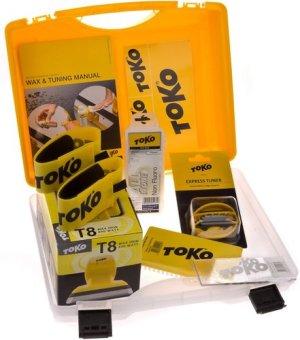 Toko Complete Wax Case no color