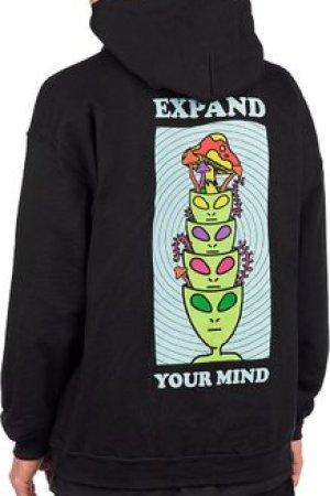 A.Lab Mind Expanded Hoodie black