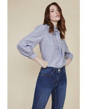 Womens Lily Organic High Rise Skinny Jean - mid wash, Mid Wash