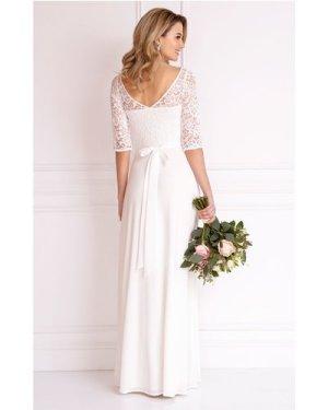 Alie Street London Adriana Wedding Gown size: 16-18 UK, colour: Ivory