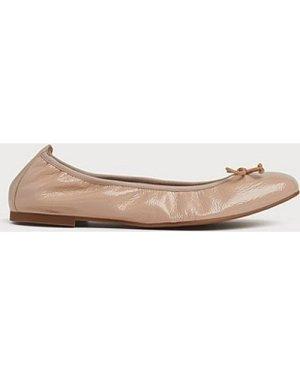 Rosalie Beige Suede Picot Trim Flat Sandals, Trench