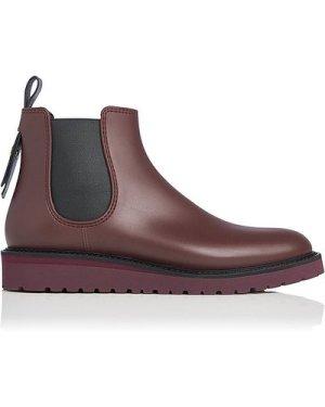 Skye Oxblood Ankle Boots, Oxblood