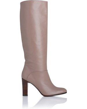 Reegan Pink Knee Boots, Cloud Pink