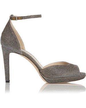 Yasmin Bronze Sandals, Bronze