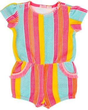 Striped terry romper BILLIEBLUSH INFANT GIRL