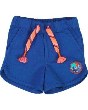 Canvas shorts with drawstrings BILLYBANDIT INFANT BOY