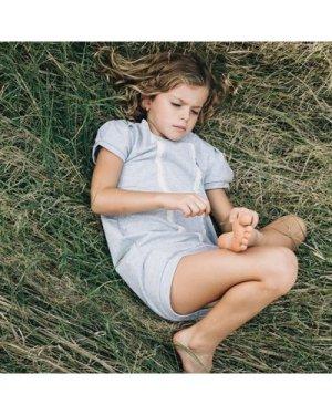 Fleece dress CARREMENT BEAU KID GIRL