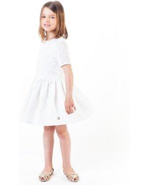 2-in-1 formal dress CARREMENT BEAU KID GIRL