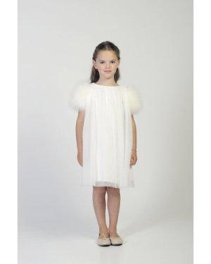 Short-sleeved dress CHARABIA KID GIRL