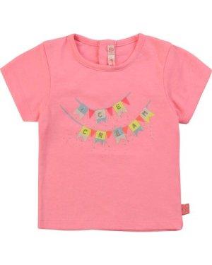 Novelty illustration T-shirt BILLIEBLUSH INFANT GIRL