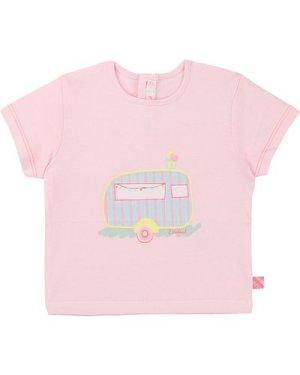 Illustrated cotton T-shirt BILLIEBLUSH INFANT GIRL