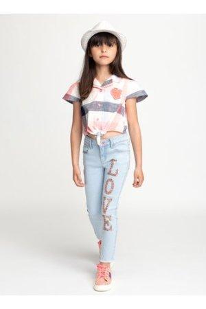 Checked shirt BILLIEBLUSH KID GIRL