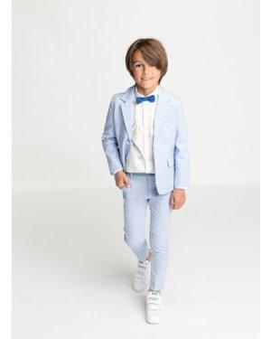 Printed poplin shirt BILLYBANDIT KID BOY