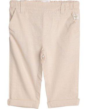 Woven cotton trousers CARREMENT BEAU NEWBORN BOY