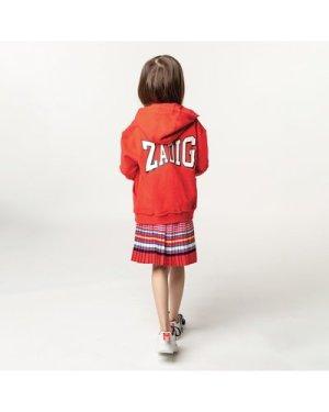 Sleeveless dress KARL LAGERFELD KIDS KID GIRL