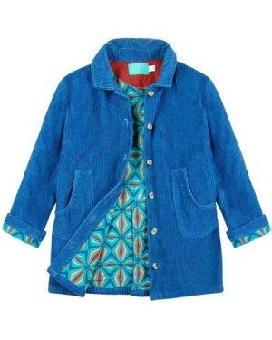 Ginebra Velvet Coat
