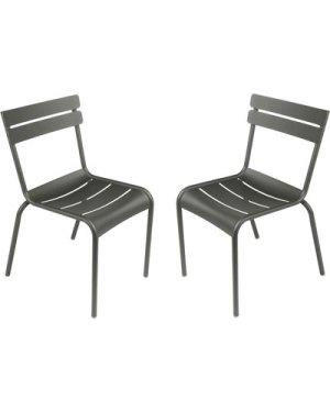 Luxembourg Aluminium Chair - Set of 2