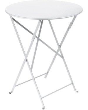 Bistro Round Steel Garden Table - 60cm