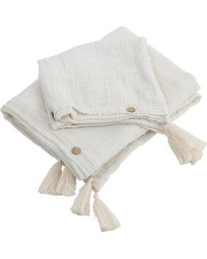 Double Bed Cotton Linen Set