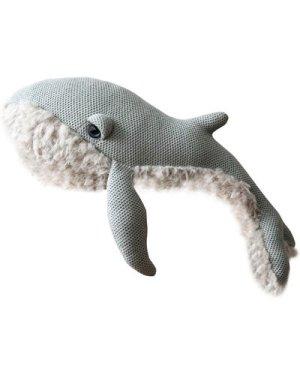 Grandma Giant Whale Soft Toy 83cm