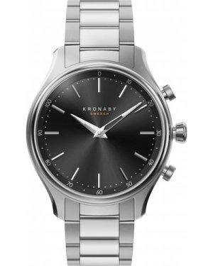 Unisex Kronaby SEKEL Alarm Watch A1000-2750