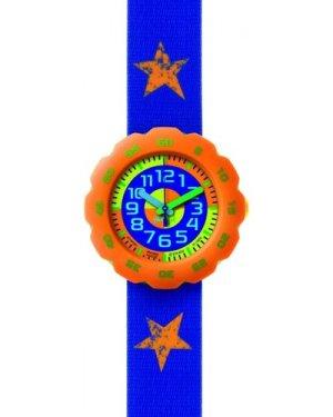Childrens Flik Flak Boy In Blue Watch FPSP003