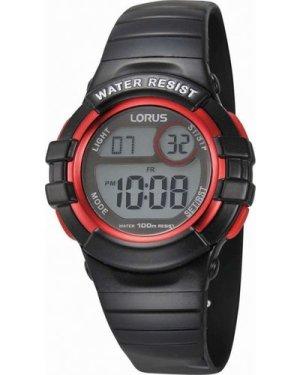 Childrens Lorus Alarm Chronograph Watch R2379HX9