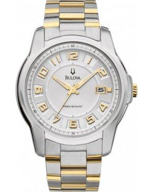 Mens Bulova UHF Precisionist Claremont Watch 98B140