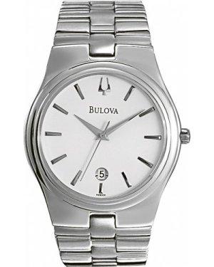 Mens Bulova Diamonds Watch 96B106