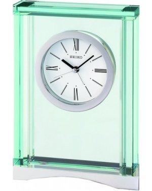 Seiko Clocks Mantle Alarm Clock QHE051S