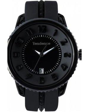 Unisex Tendence Gulliver Medium Black And White Watch 2093016